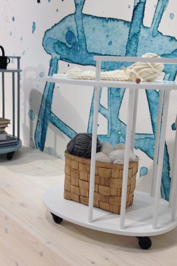 Nyfelt og Strand Interiørarkitekter, Stockholmsmessa, inspirasjon