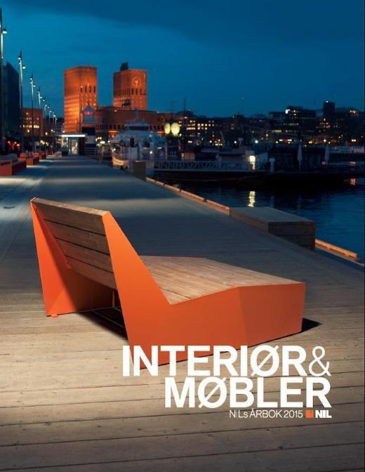 Nyfelt og Strand Interiørarkitekter, NILs årbok 2015