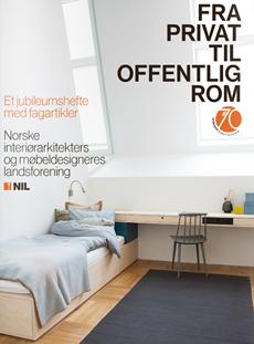 Nyfelt og Strand Interiørarkitekter, NILs jubileumshefte, multikomforthus