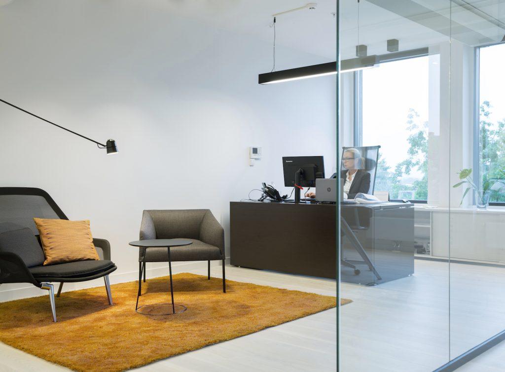 Nyfelt og Strand Interiørarkitekter, Avance Gas, resepsjon