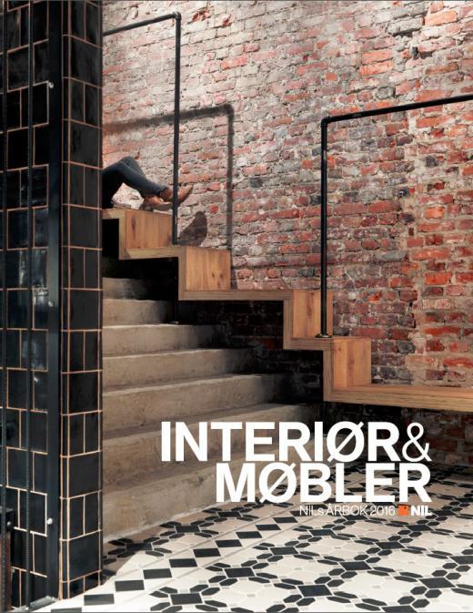 Nyfelt og Strand Interiørarkitekter, NILs årbok 2016
