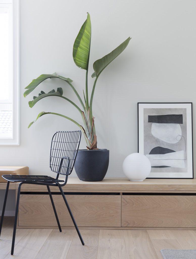 nyfelt og strand interiørarkitekter, leilighet i Oslo, spesialinnredning, stue