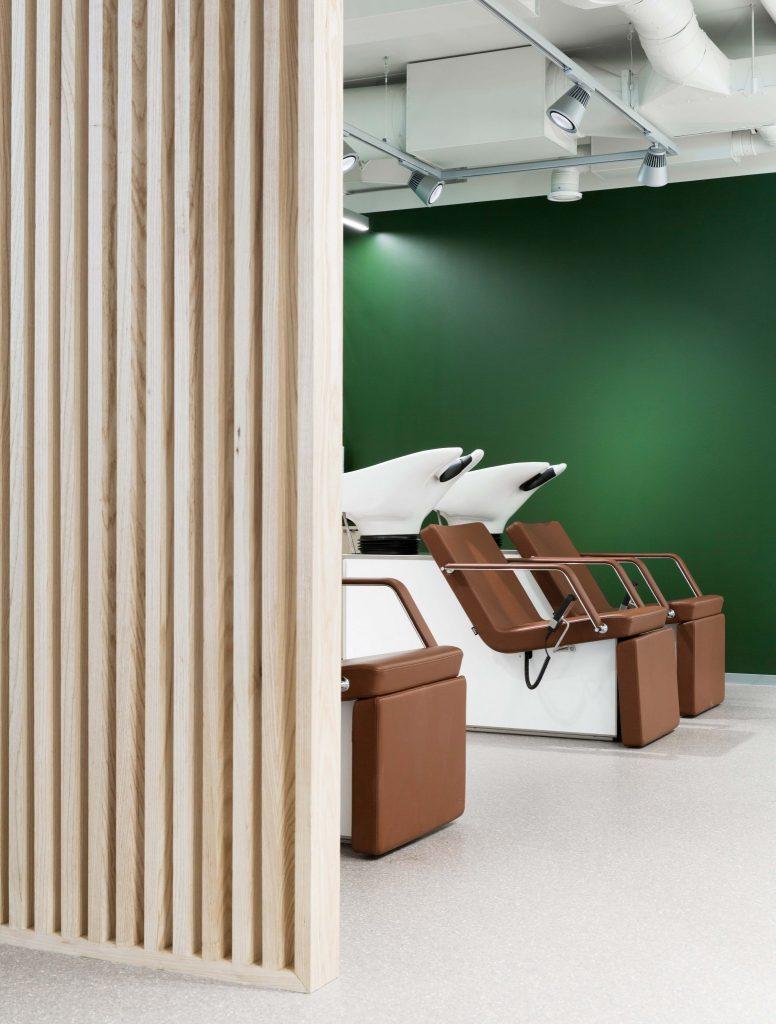 Påhåret, Tønsberg, nyfeltogstrand, interiørarkitekter, vaskesone