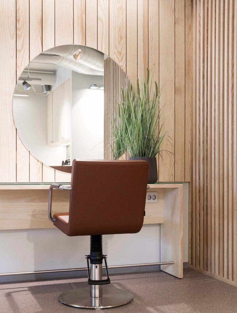Påhåret, Tønsberg, nyfeltogstrand, interiørarkitekter, klippestol