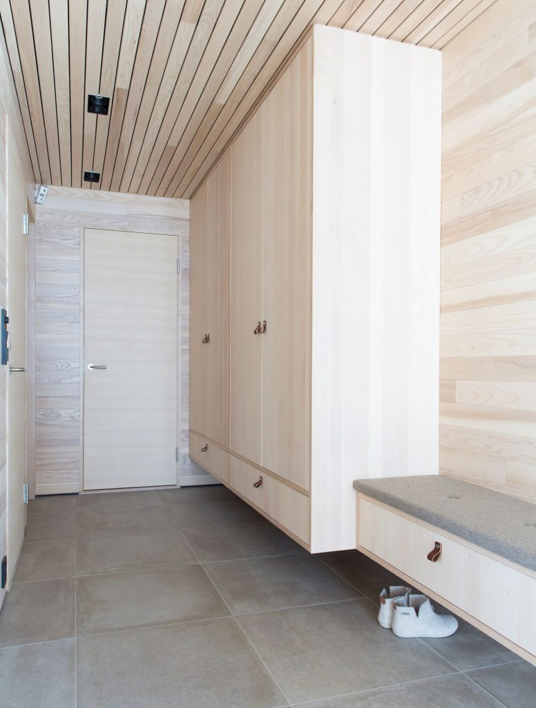 Hytte på Hafjell av nyfelt og Strand interiørarkitekter
