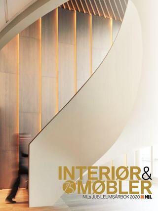 NIL årbok 2020 Nyfeltogstrand interiørarkitekter mnil